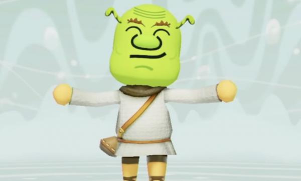 Miitopia - Shrek