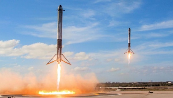 SpaceX: Upcoming Falcon Heavy Rocket Launches to be Delayed to Accommodate Payload Readiness