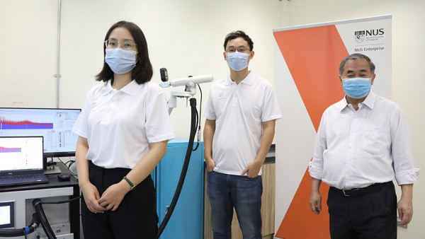 Go COVID-19 Breath Test System: Singapore OKs 60-sec Breath Test Which Accurately Detects Coronavirus