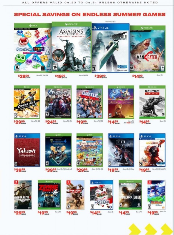 GameStop Memorial Day Sale (5)
