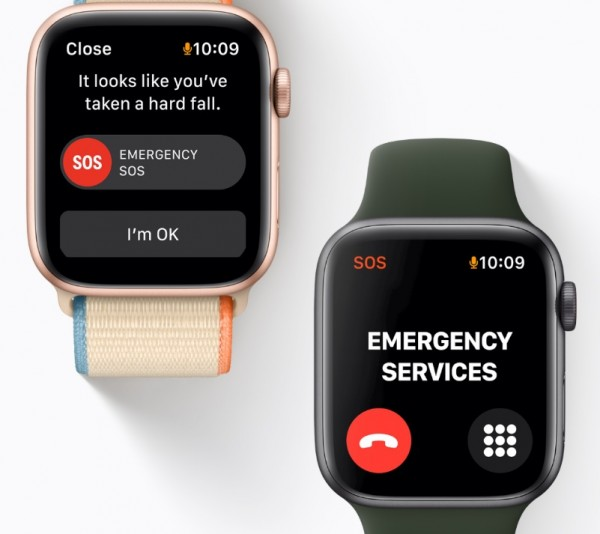 Telus Health Fall Detection Feature is Now on Apple Watch--What Happens if the User Falls?