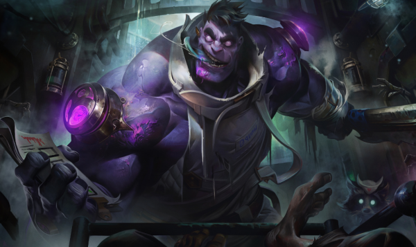 Riot's Dr. Mundo Rework to Arrive in 'League of Legends' Patch 11.12: New Abilities, Builds, and MORE