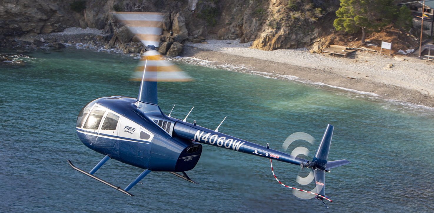 Robinson Helicopter Stands Out in Civil Helicopter Industry