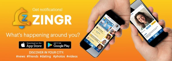 ZINGR – App for People Who are Looking to Make new Friends