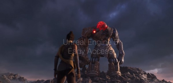 Epic Unveils Unreal Engine 5 On its Early Access; AMD Ryzen, Radeon Users to Benefit from UE5