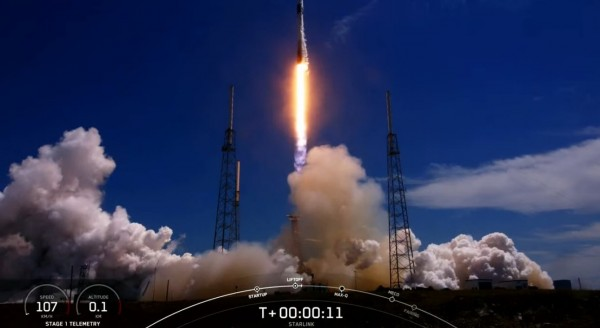 SpaceX Falcon 9 Rocket Releases 60 More Starlink Satellites For its 100th Consecutive Space Flight