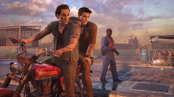 Sony uncharted 4