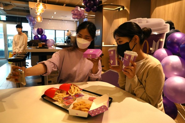 [NOW TRENDING] McDonald's BTS Meal Empty Packaging Sells Online for $15 in Malaysia