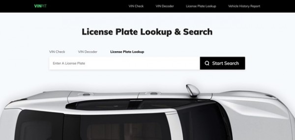 How to Do A License Plate Search for Free