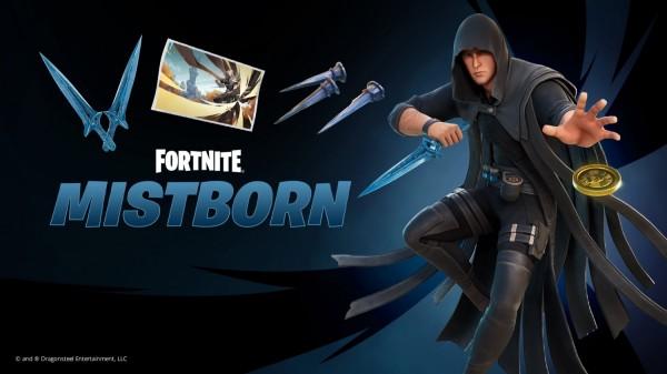 Fortnite Mistborn Collaboration