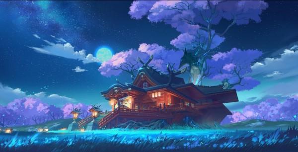Genshin Impact 1.6: Nakurami Shrine
