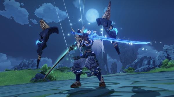 Kazuha, Genshin Impact 1.6