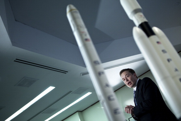 SpaceX's Competitors Fears Elon Musk's Alleged Space Monopolization: Here's Why