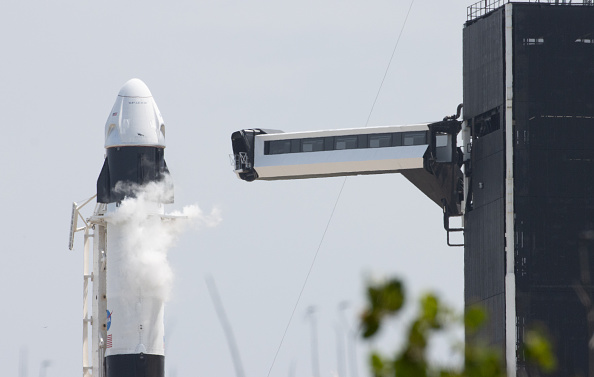 ISS to Receive First Ethereum Node, Thanks to SpaceX and SpaceChain Collab