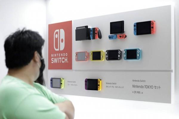 Nintendo switch guy