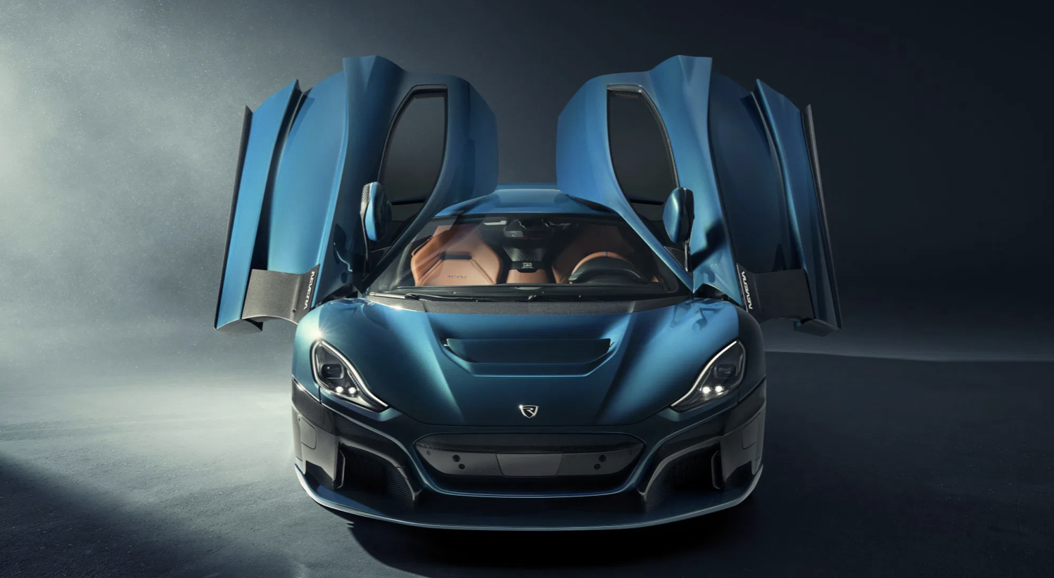 Rimac Nevera is Now Production-Ready for $2 million