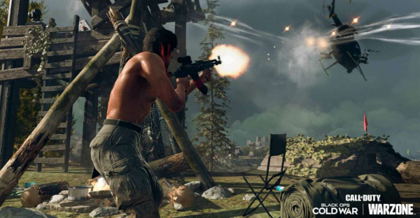 'CoD: Warzone' Season 4 Could Bring New Map Portals, Africa-Themed Game Content, and More