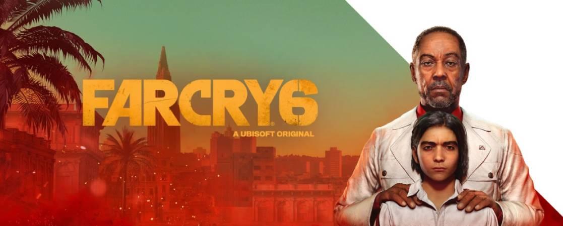 Ubisoft far cry 6 banner