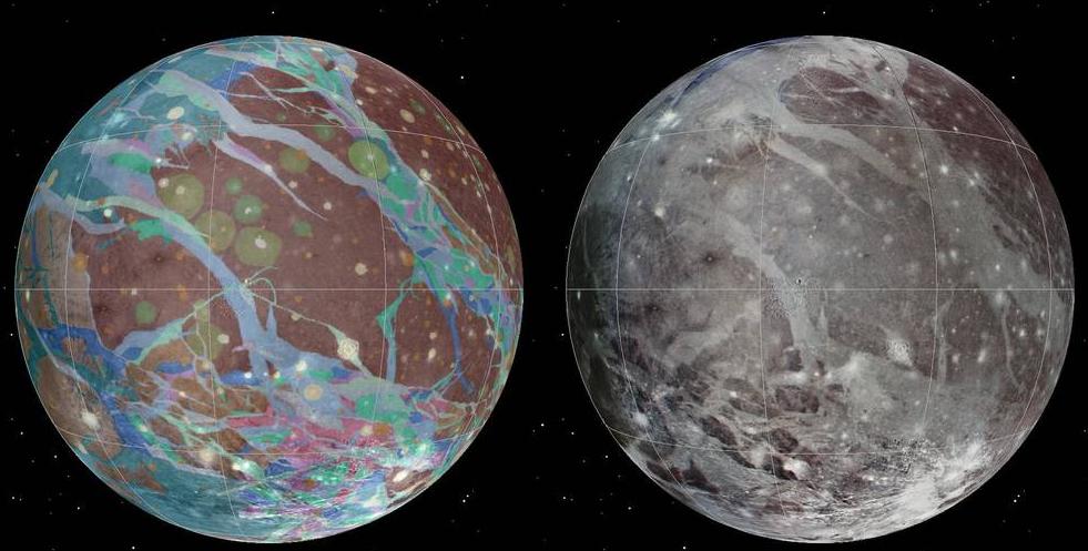 NASA's Juno: Ganymede Mission
