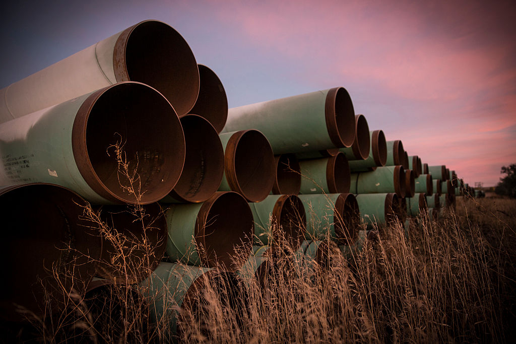 Keystone XL Pipeline Project Get Terminated by TC Energy