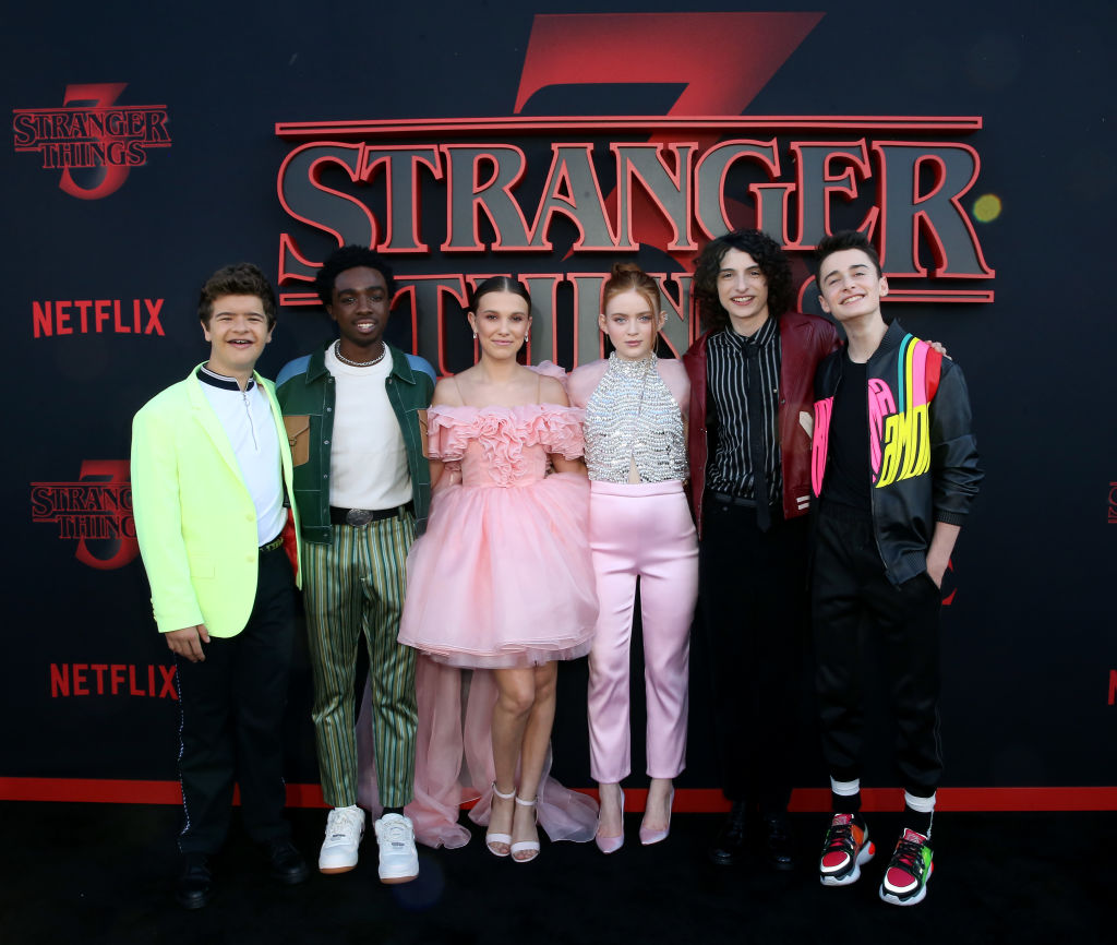 Stranger Things, Smite Crossover:  Eleven, Hopper, the Demogorgon, the Mind Flayer Skins Coming