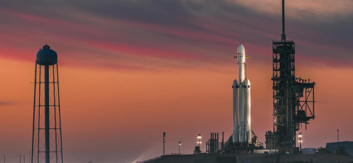 SpaceX Drone Ship - Bahamas and California