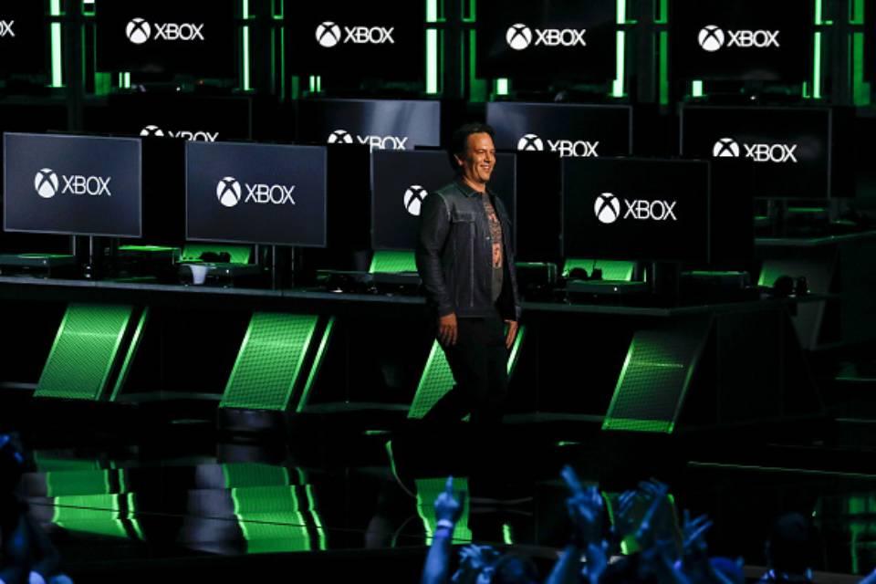 Xbox boss