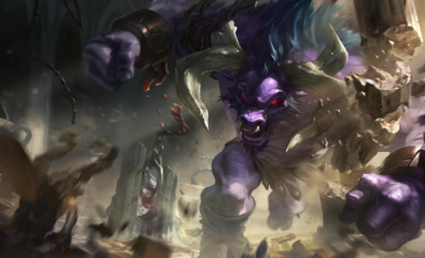 'League of Legends' New Combo For Alistar Is OP! Here's How To Do the Double Knock-Up Technique