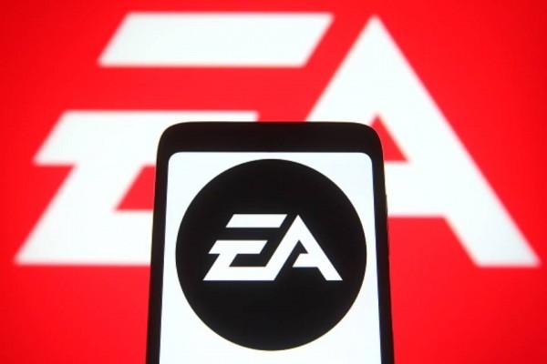 Electronic arts logo phone