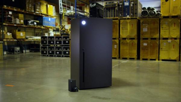 Xbox fridge full size