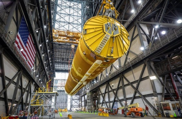 NASA Completes Creating SLS Rockets For Moon-Bound Trip--What's Inside It?