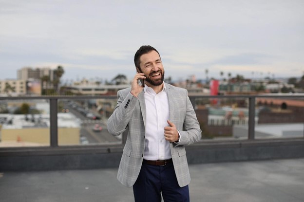 Jacob Sapochnick, an 'Accidental Influencer', Shaping the World with Kindness and Strategy