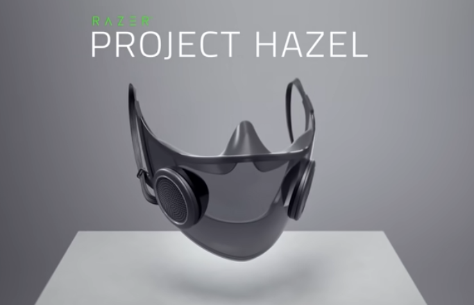 Razer N95 Mask 'Project Hazel' Drop Date   Wireless Charging, UV Sterilizer, and More