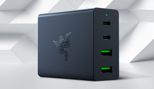 Razer 'Fast Charger' Comes Out at $180 for a 130W GaN Charger   Can it Compete with the Xiaomi HyperCharge 200W?