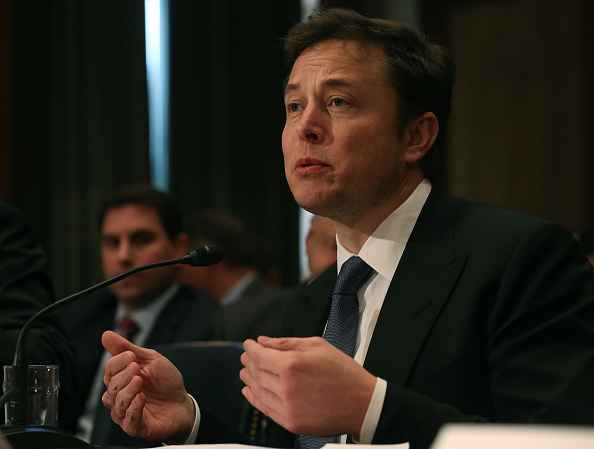 Tesla's Elon Musk Tweets a Miley Cyrus/Hannah Montana Meme to Mock 'Anonymous' Hacking Group's Threat