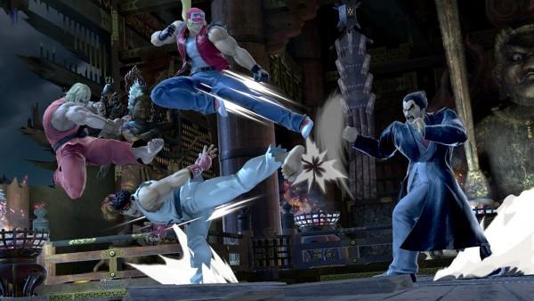 Kazuya Mishima Super Smash Bros. Ultimate