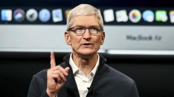 Apple CEO Tim Cook Discusses 'Sideloading' of Apps and Other Developments to Come During VivaTech Conference