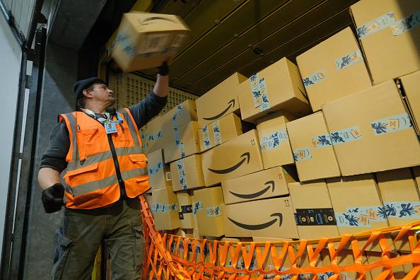 Amazon Scraps Warehouse Goods
