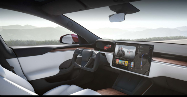 Tesla Model S Plaid Comes With New Hidden Features