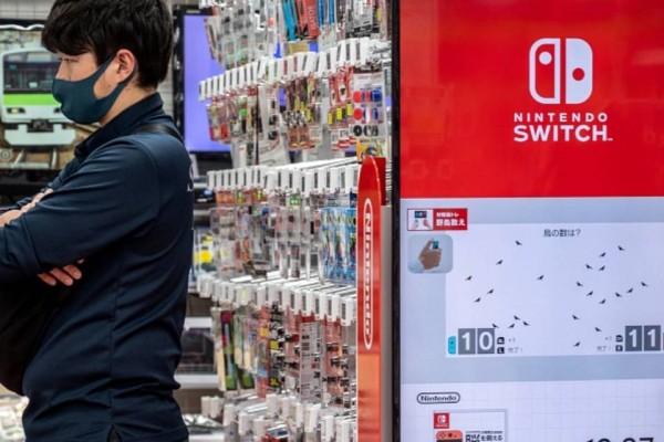 Nintendo switch store