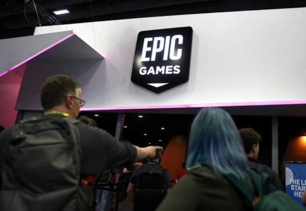 Epic games event