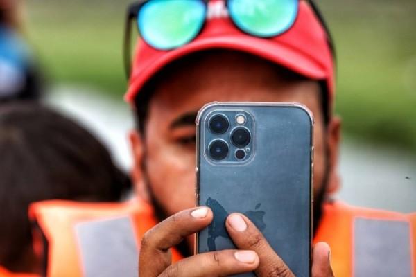 Iphone man