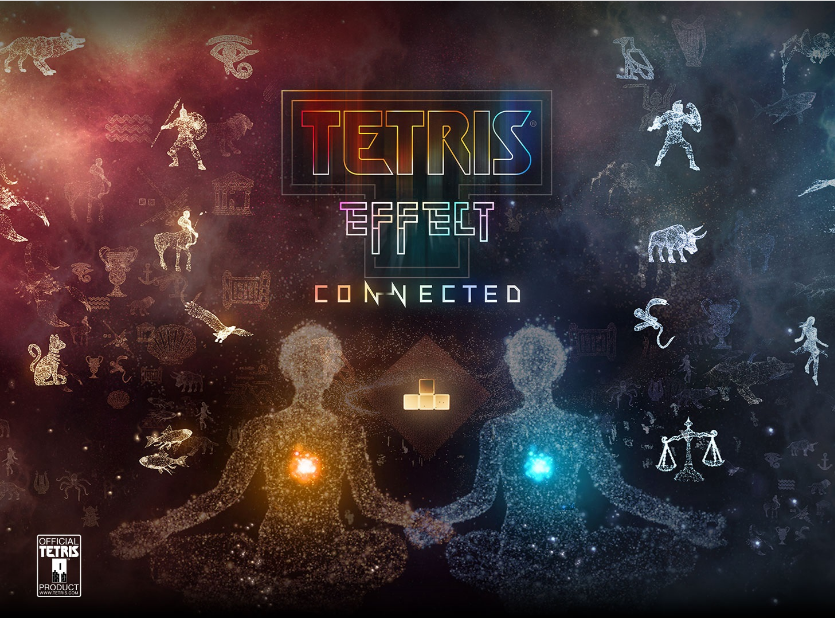 'Tetris Effect: Connected' Upgrade: Play Against Each Other Using Any Platform!