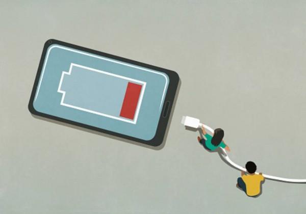 Lithium ion battery lowbat