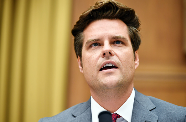 Matt Gaetz Deletes Tweet Saying FBI Should be Defunded; To be Charged by July
