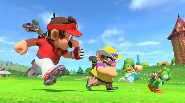'Mario Golf Super Rush' V.1.1 Patch is Now Out--Here is An Advanced Review of the Game
