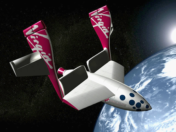 FAA Says Yes To Virgin Galactic's Commercial Flights: Space Tourism Now Begins