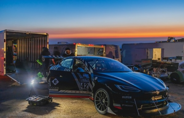 Pikes Peak: Tesla Model S Plaid Emerges on Top,Hailed As the Fastest in the Exhibition