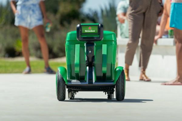 Heineken Beer Outdoor Transporter