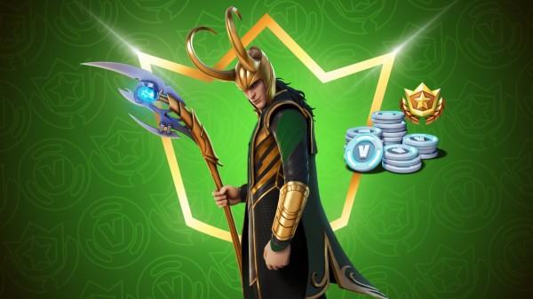 Loki Joins Fortnite this July